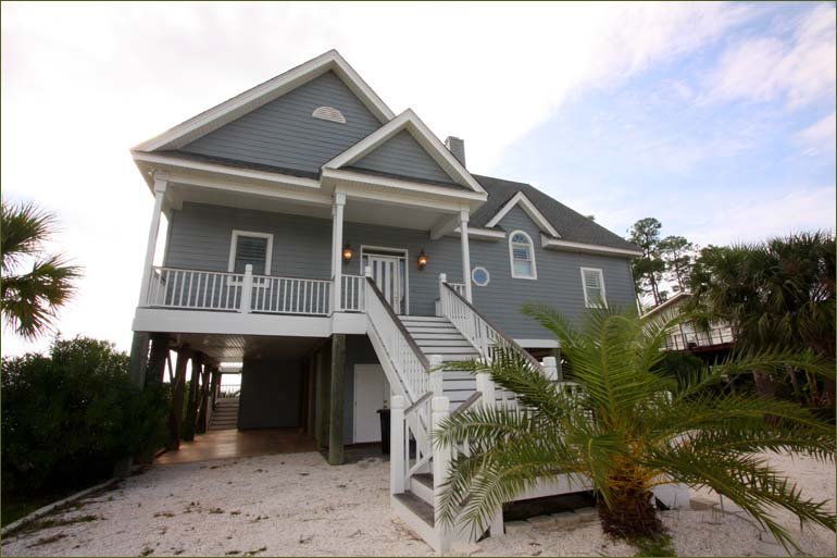 gulf shores luxury beach home vacation rental gulf shores, Beach House/
